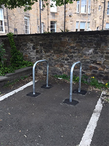 new bike racks