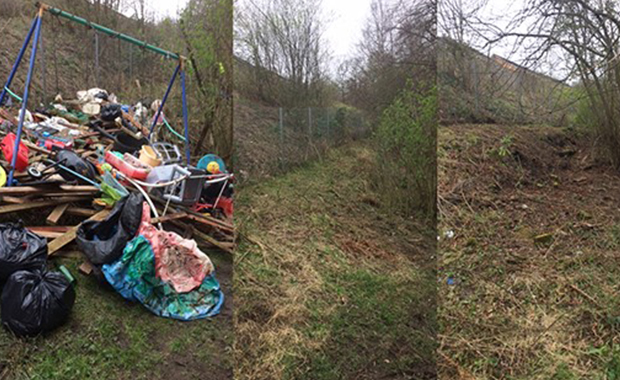 Forestry Commission Scotland – Litter Picking & Fly Tipping Removal